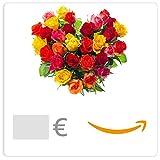 Chèque-cadeau Amazon.fr - eChèque-cadeau  - Cœur en fleurs