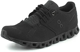 On Running Mens Cloud All Black Running Shoe - 9