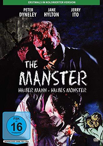 The Manster - Halber Mensch, Halbes Monster (1959) – kolorierte Fassung (OmU)