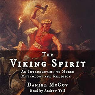 The Viking Spirit audiobook cover art