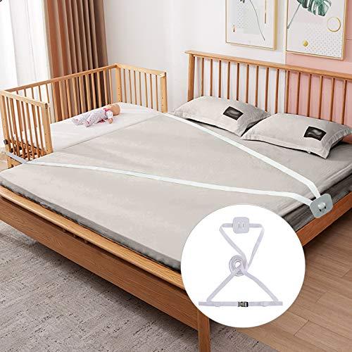 YZNlife Beistellbett Befestigung Universale Gurt für Babybett, 7M Babybett Befestigung Gurt, Boxspringbetten Gurt