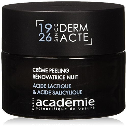 Academie Derm Acte femme/women, Restorative Exfoliating Night Cream, 1er Pack (1 x 50 g)
