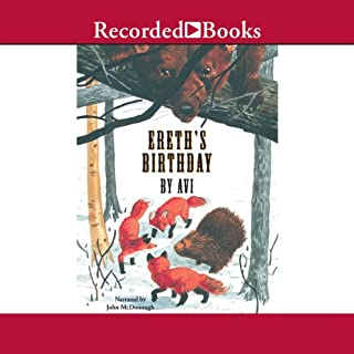 Ereth's Birthday audiobook cover art