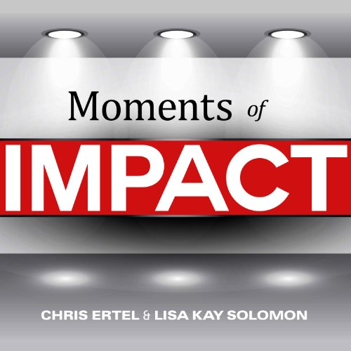 Moments of Impact audiobook cover art