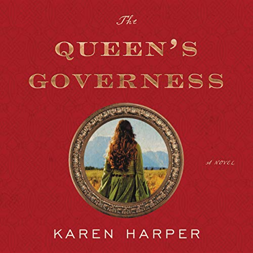 The Queen's Governess  By  cover art