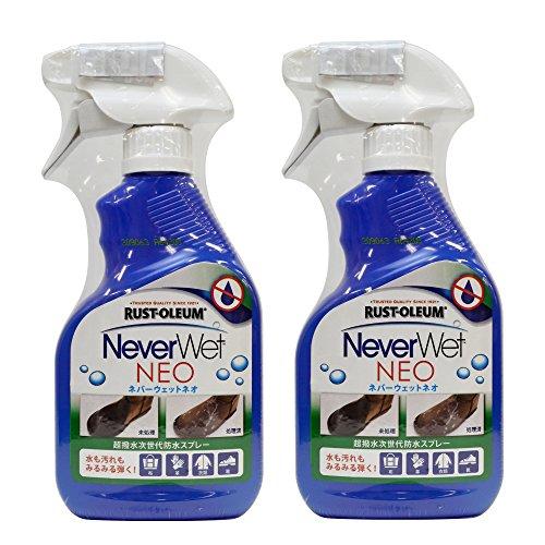 日本正規品 Never Wet NEO ネバーウェットネオ 2本セット