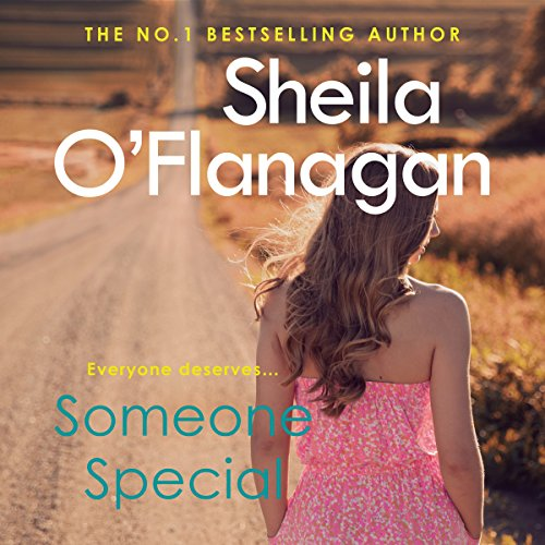 Someone Special audiobook cover art