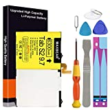 MAXBEAR 6300mAh 3.85V EB-BT810ABE Tablet Replacement Battery for Samsung Galaxy Tab S2 9.7 inch T817V T817 T815C T815 T813 T810 SM-T817W SM-T817T Series EB-BT810ABA with Repair Tool Kit