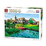 King- Sommerdorf Niederlande Puzzle de 1000 Piezas, Multicolor (56059)