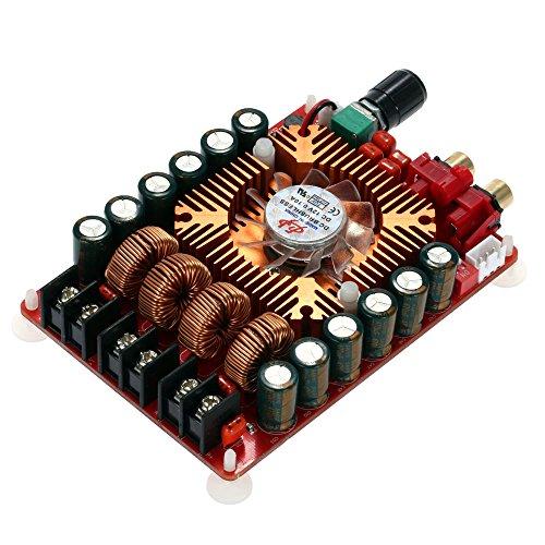 KKmoon TDA7498 Dual-Channel Digital Audio Stereo-Power Verstärker Board 2 x 100W DC 8-32V