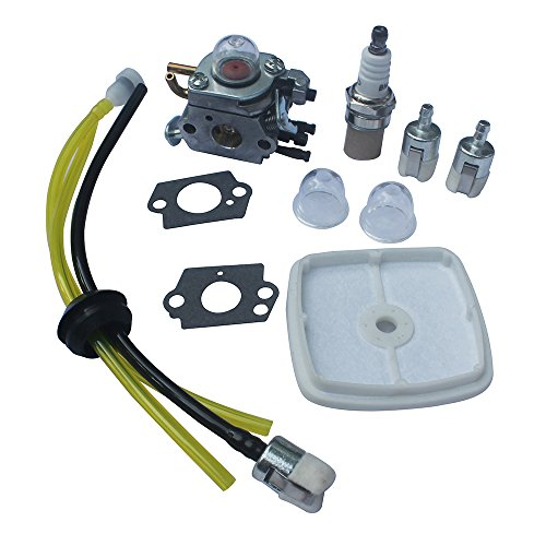 KIPA Carburetor for Echo PB-2155 Leaf Debris Blower ES-2100 Shredder Replace ZAMA C1U-K43B