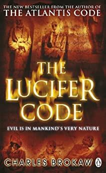 The Lucifer Code (Thomas Lourds Book 2) by [Charles Brokaw]