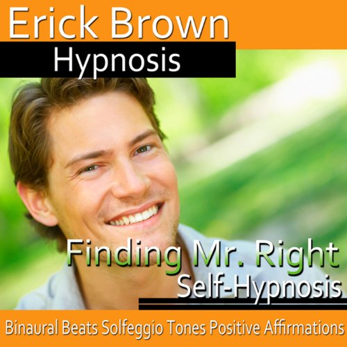 Finding Mr. Right audiobook cover art