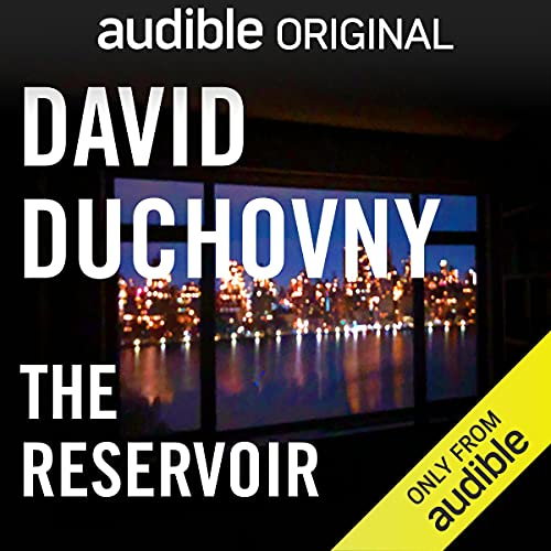 The Reservoir Audiobook By David Duchovny cover art