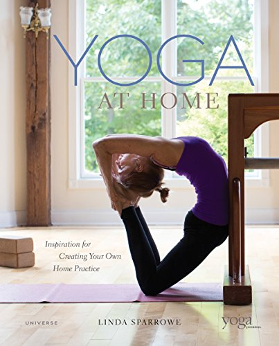 Image of Yoga At Home: Inspiration for Creating Your Own Home Practice