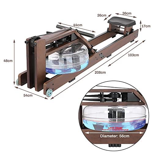 Streakboard Rudergerät Wasserwiderstand