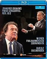 Piano Concertos 1 & 2 [Blu-ray]