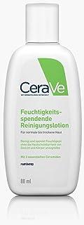 CeraVe - Fuktgivande rengöringslotion för normal till torr hud (88 ml)