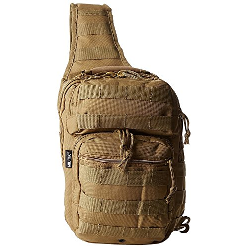 Mil-Tec US Assault Pack One Strap small Coyote