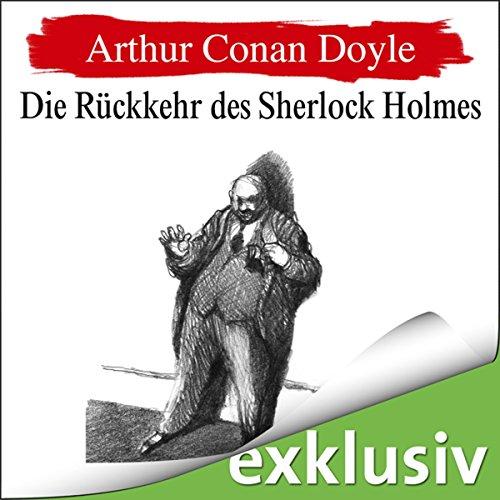 Die Rückkehr des Sherlock Holmes audiobook cover art