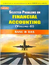 Selected problems on financial accounting 3rd semester