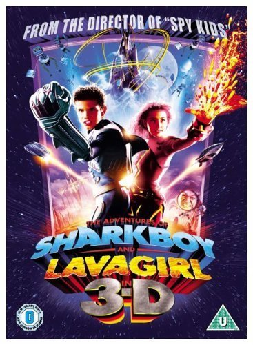 The Adventures Of Sharkboy And Lavagirl in 3-D [DVD]