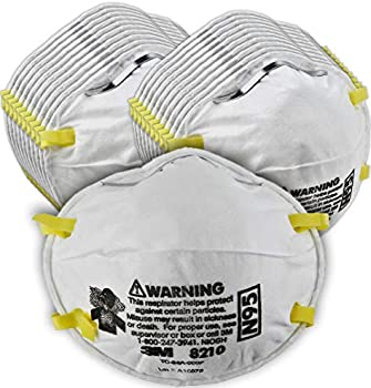 3M N95 Personal Protective Equipment Particulate Respirator Mask