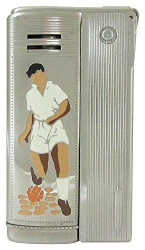 柘製作所(tsuge) フリント式オイルライター IMCO Streamline 6800 【オーストリア製】 Spanish Soccer Player