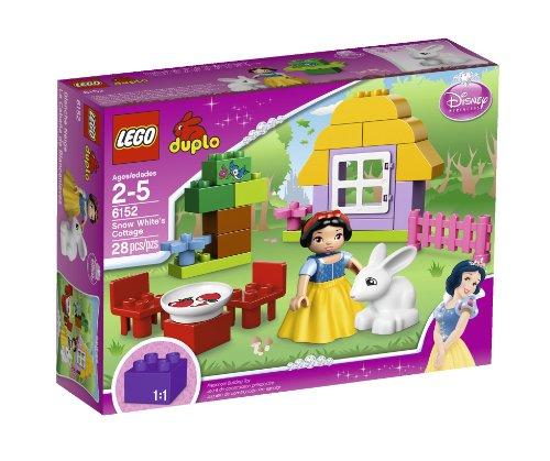 LEGO ® LA PRINCESSE DES NEIGES BLANCS COTTAGE 6152