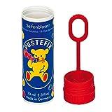 Pustefix - Pompas de jabón original, Bote de 70 ml, Set de 5 Unidades