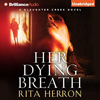 Her Dying Breath audiobook cover art