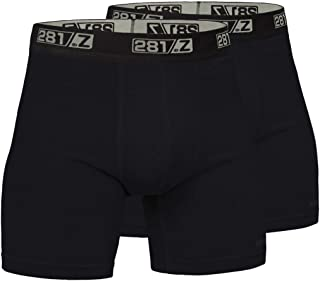 Military Underwear Cotton 6-Inch Boxer Briefs - Tactical Hiking Outdoor - Punisher Combat Line