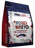 Prolabs Power Whey Ultra Vaniglia - Busta da 1kg
