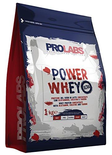 Prolabs Power Whey Ultra Vaniglia - Busta da 1kg