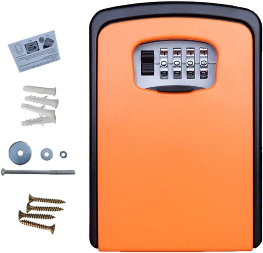 Choice Xb Key Safe Weatherproof Wall Lock Rese Mounted Lockbox Super special price Box