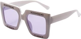 02a29252a Gafas de Sol de Marco Grande Mujer,Polarizado Clásico UV400 Unisex con  Montura de Gafas