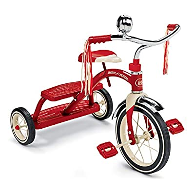 Radio Flyer Classic Red Dual Deck from
