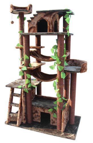 Cat Tree Houses That Look Like Trees