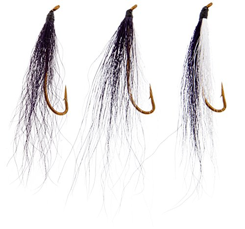 Crystal River CR/RRF/WP Russian River Fly Purple/W 3Pk
