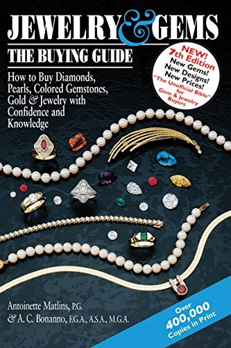 Jewelry & Gems?The Buying Guide: How to Buy Diamonds, Pearls, Colored Gemstones, Gold & Jewelry with Confidence and Knowledge (Jewelry & Gems: The Buying Guide (Paperback))