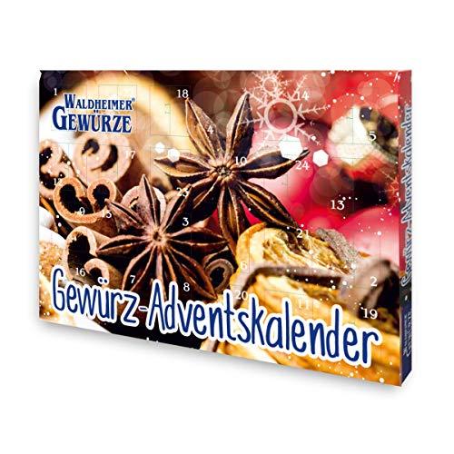 Waldheimer Gewürz-Adventskalender