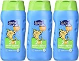 Suave Kids 2-in-1 Swim & Sport Flippin Citrus Squirt Shampoo 12 oz. (Pack of 3)