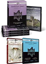 Ultimate Downton Abbey PBS Masterpiece DVD Collection: The Complete FIrst, Second, Third, Fourth & Fifth Seasons (Season 1...