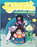 Steven Universe Coloring Book: Steven Universe Coloring Books For Adult And Kid