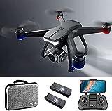 BD.Y Drone, Drone para Adultos con 90 Grados;Drone GPS con cámara ESC con...