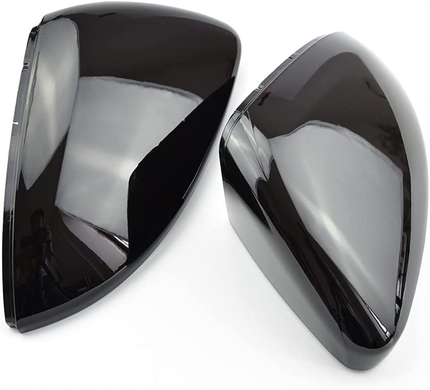 for New popularity V-W Golf MK7 7.5 GTI Mirror 7R 7 Caps Ca Max 65% OFF Rearview