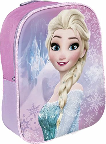 Star Licensing 50609 Disney Frozen Zainetto per Bambini, 29 cm, Multicolore