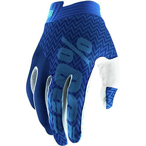 Unbekannt 100% Kinder iTrack Handschuh Jugend S blau/Marineblau