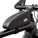 Bolsa para cuadro de bicicleta, bolsa para el tubo superior, bolsa para el manillar, bolsa para el manillar de la bicicleta, bolsa para el teléfono móvil para bicicletas de carreras MTB