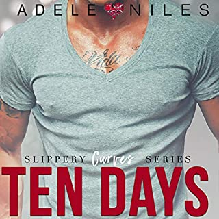 10 Days: An Alpha Older Man and Curvy Younger Woman Romance cover art